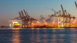 Image d'un port