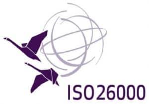 Logo norme ISO26000